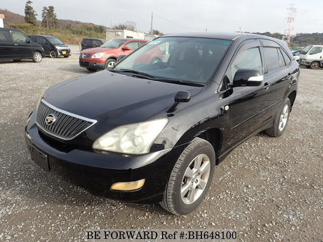 Used 2006 TOYOTA HARRIER BH648100 for Sale