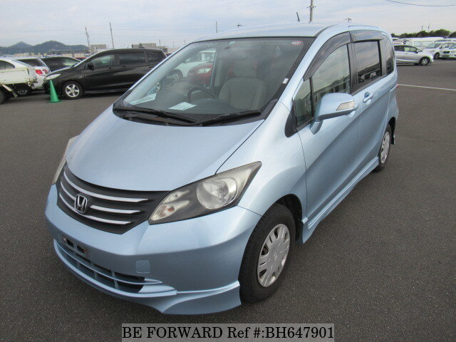 Used 2008 HONDA FREED BH647901 for Sale