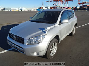 Used 2006 TOYOTA RAV4 BH648891 for Sale