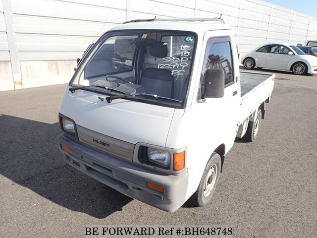 Used 1993 DAIHATSU HIJET TRUCK BH648748 for Sale