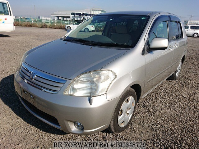 Used 2005 TOYOTA RAUM BH648779 for Sale