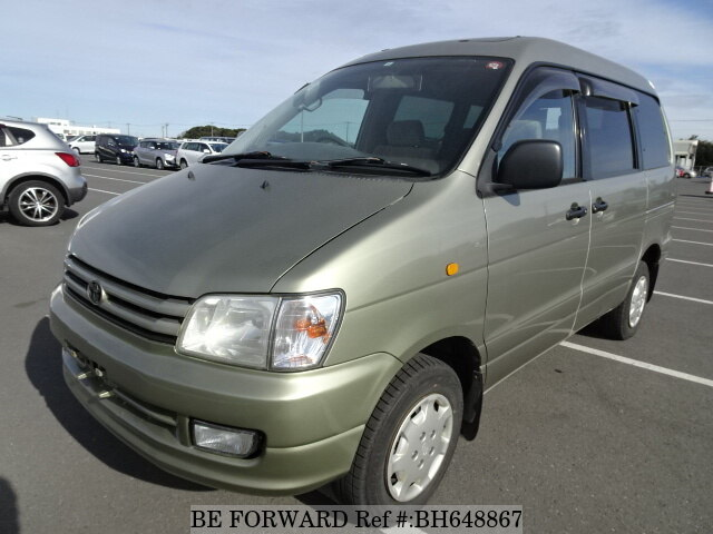 Used 1997 TOYOTA TOWNACE NOAH BH648867 for Sale