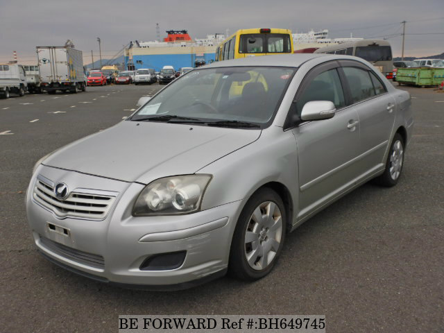 Used 2008 TMUK AVENSIS BH649745 for Sale