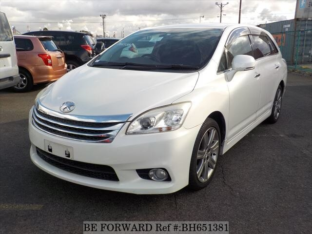 Used 2009 TOYOTA MARK X ZIO BH651381 for Sale