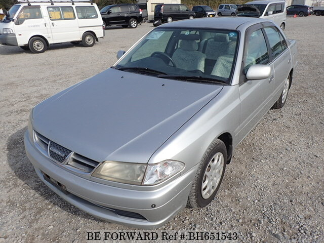 Used 2001 TOYOTA CARINA BH651543 for Sale