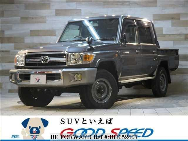 Used 2015 TOYOTA LAND CRUISER BH652407 for Sale