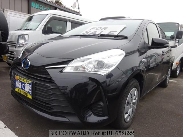 Used 2018 TOYOTA VITZ BH652622 for Sale