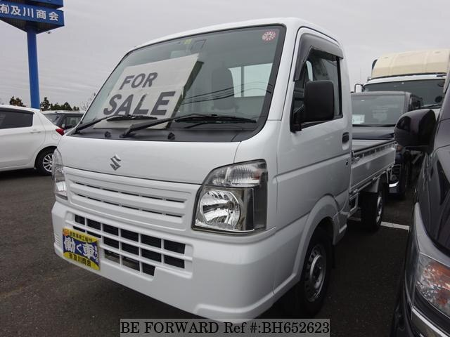 Used 2016 SUZUKI CARRY TRUCK BH652623 for Sale