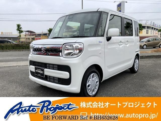 Used 2020 SUZUKI SPACIA BH652628 for Sale