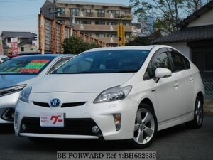 Used 2013 TOYOTA PRIUS BH652639 for Sale