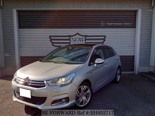 Used 2012 CITROEN C4 BH652717 for Sale