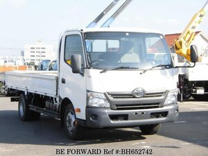 Used 2015 TOYOTA TOYOACE BH652742 for Sale