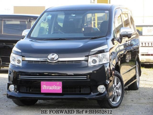 Used 2010 TOYOTA VOXY BH652812 for Sale
