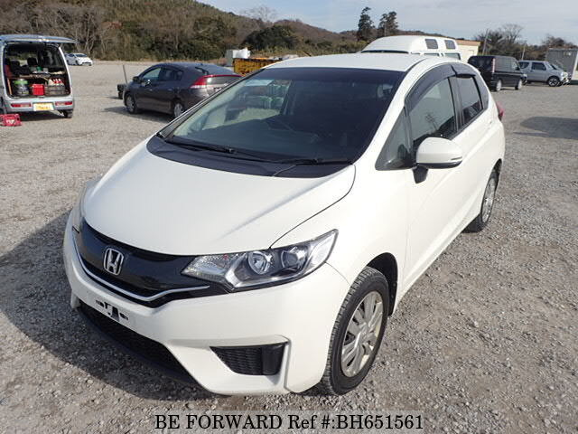 Used 2013 HONDA FIT BH651561 for Sale