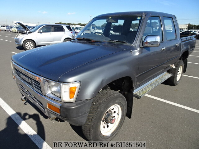 Used 1991 TOYOTA HILUX BH651504 for Sale