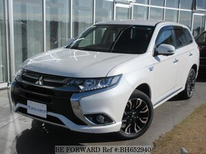 Used 2018 MITSUBISHI OUTLANDER PHEV BH652940 for Sale