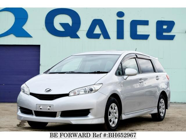 Used 2010 TOYOTA WISH BH652967 for Sale