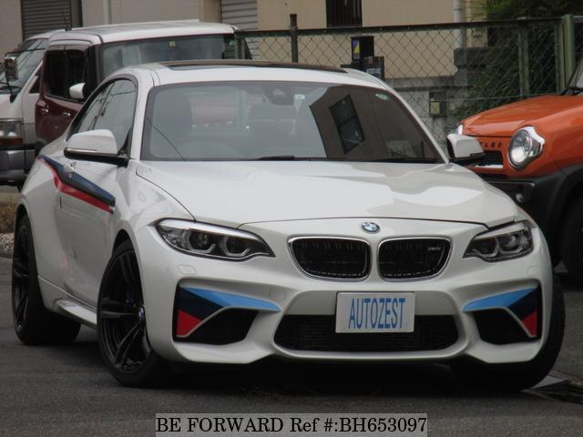 Used 2017 Bmw M2 1h30g For Sale Bh653097 Be Forward