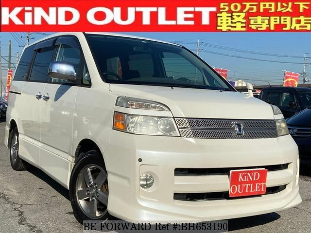 Used 2005 TOYOTA VOXY BH653190 for Sale