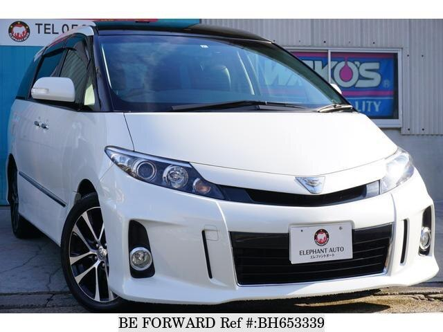 Used 2015 TOYOTA ESTIMA BH653339 for Sale