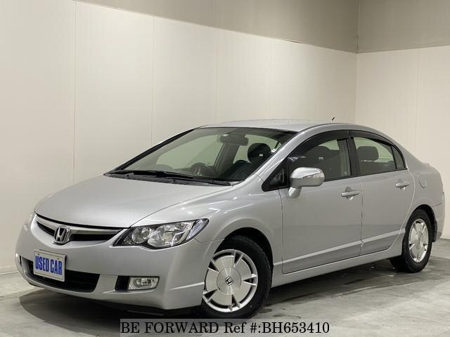 Used 2008 HONDA CIVIC HYBRID BH653410 for Sale