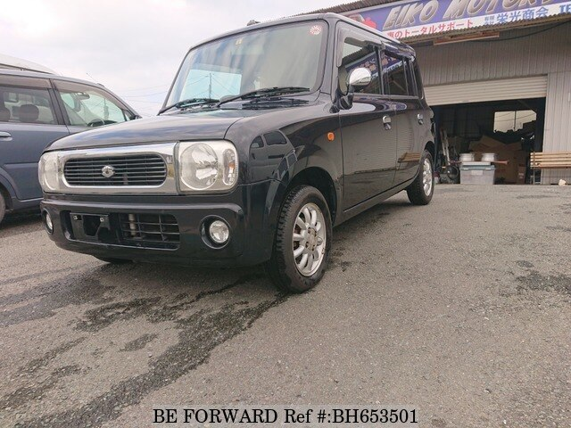 Used 2006 SUZUKI ALTO BH653501 for Sale