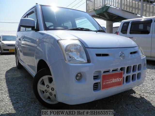 Used 2007 NISSAN PINO BH653573 for Sale