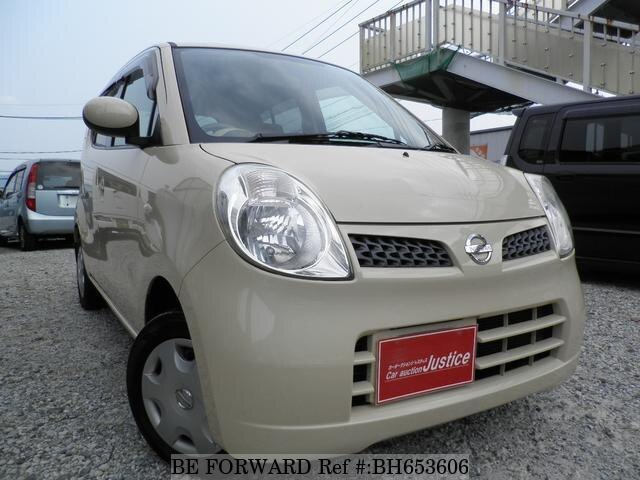Used 2009 NISSAN MOCO BH653606 for Sale
