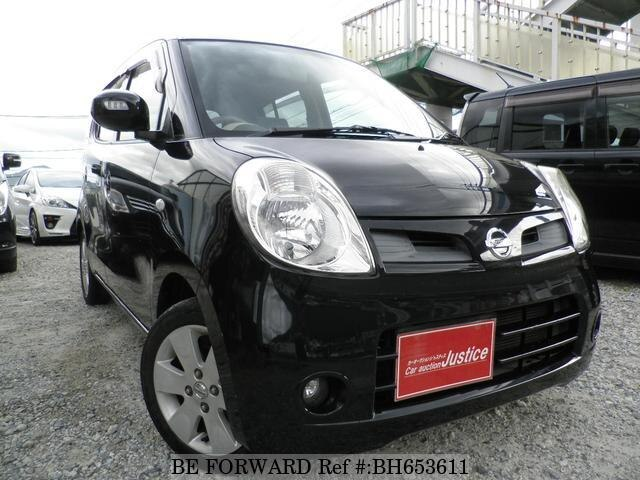 Used 2007 NISSAN MOCO BH653611 for Sale