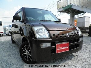 Used 2008 SUZUKI ALTO BH653614 for Sale