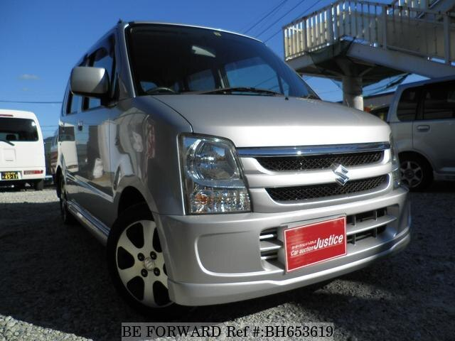Used 2008 SUZUKI WAGON R BH653619 for Sale