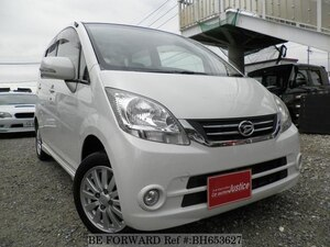Used 2009 DAIHATSU MOVE BH653627 for Sale