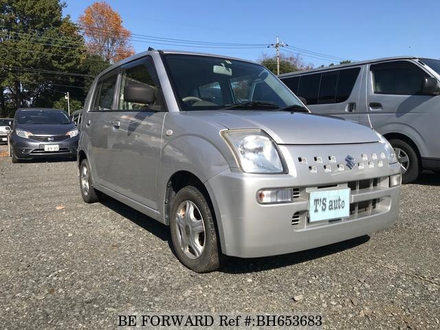 Used 2009 SUZUKI ALTO BH653683 for Sale