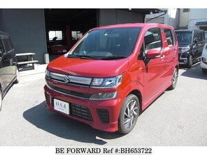 Used 2019 SUZUKI WAGON R BH653722 for Sale