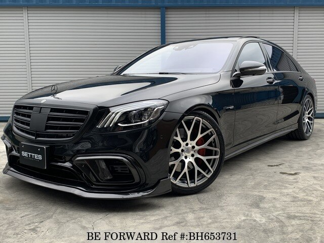 Used 2014 MERCEDES-BENZ S-CLASS BH653731 for Sale