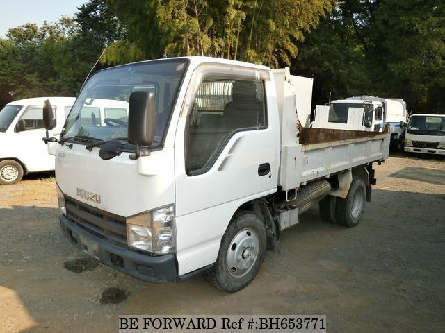 Used 2007 ISUZU ELF TRUCK BH653771 for Sale