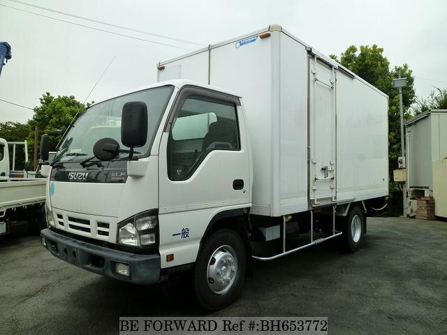 Used 2005 ISUZU ELF TRUCK BH653772 for Sale