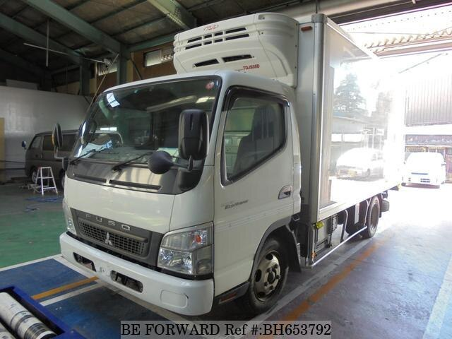 Used 2011 MITSUBISHI CANTER BH653792 for Sale
