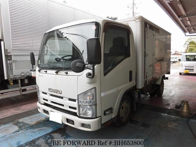 Used 2011 ISUZU ELF TRUCK BH653800 for Sale