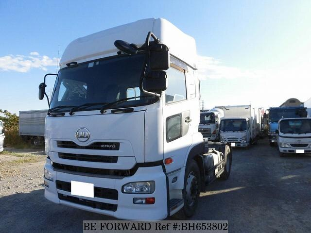 Used 2013 UD TRUCKS QUON BH653802 for Sale