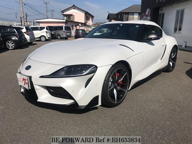 Used 2020 TOYOTA SUPRA BH653834 for Sale