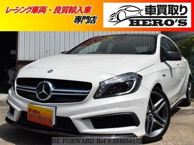Used 2015 MERCEDES-BENZ A-CLASS BH654172 for Sale