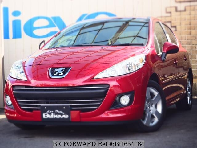 Used 2010 PEUGEOT 207 BH654184 for Sale