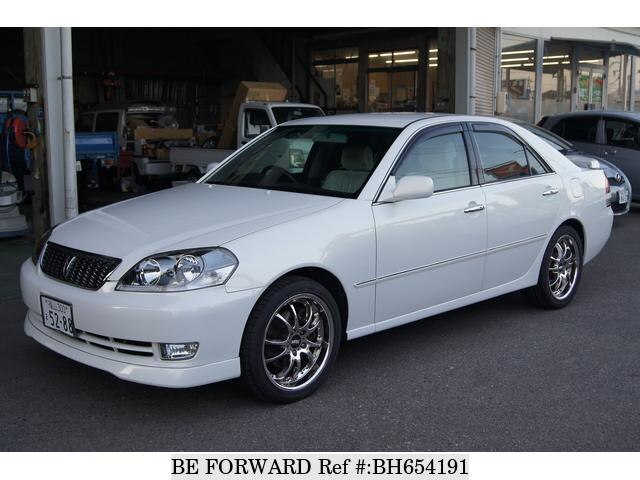 Used 2003 TOYOTA MARK II BH654191 for Sale