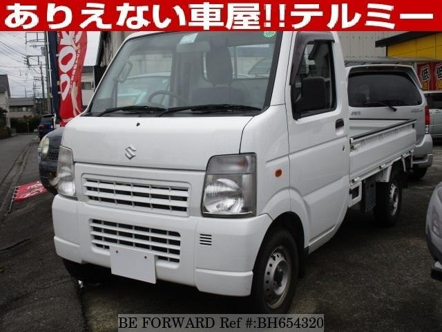 Used 2012 SUZUKI CARRY TRUCK BH654320 for Sale