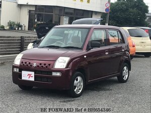 Used 2009 SUZUKI ALTO BH654346 for Sale