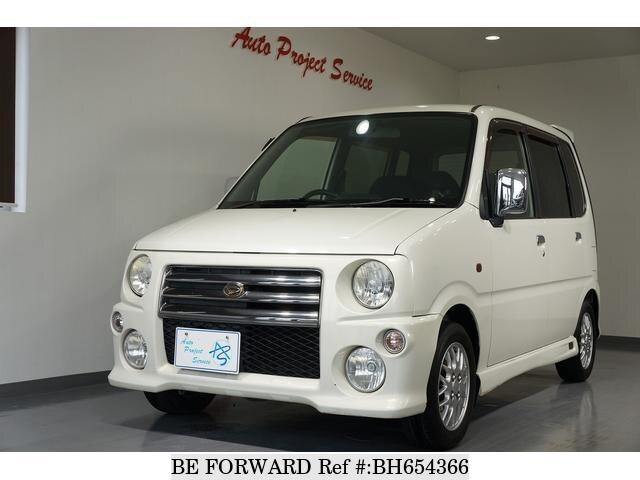 Used 2001 DAIHATSU MOVE BH654366 for Sale