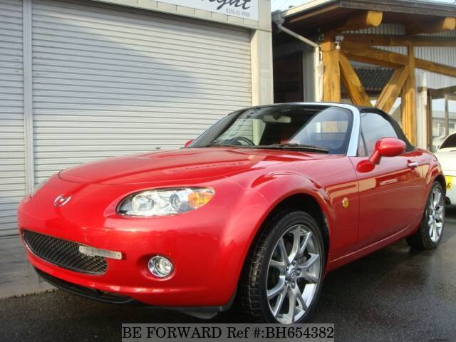 Used 2005 MAZDA ROADSTER BH654382 for Sale