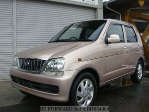 Used 2002 DAIHATSU TERIOS LUCIA BH654383 for Sale