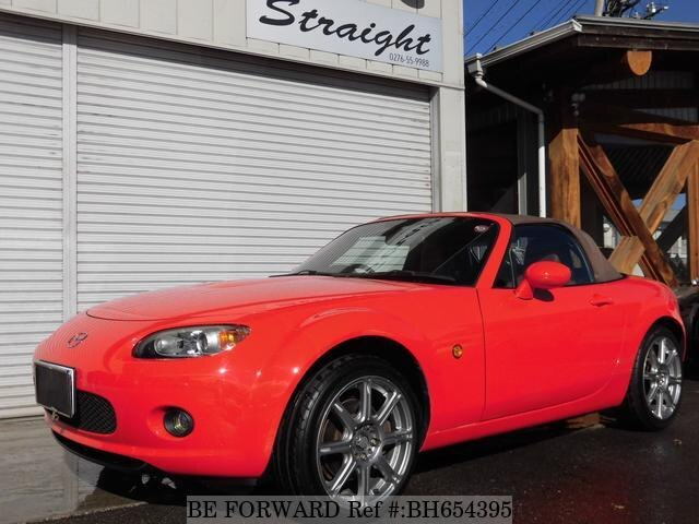 Used 2006 MAZDA ROADSTER BH654395 for Sale